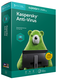 Kaspersky Antivirus License Key for 365 Days
