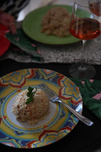 cucinare un risotto in 6 minuti