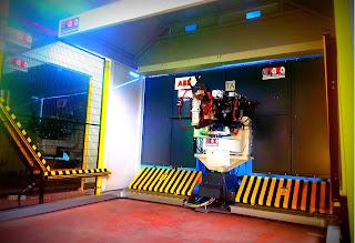 Robotik Kaynak Abb Robot