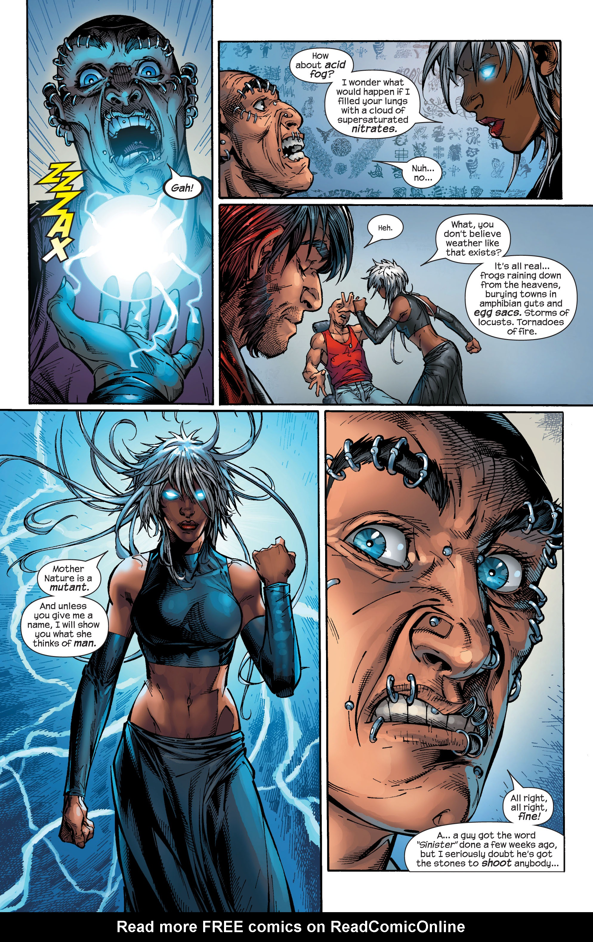 Read online Ultimate X-Men comic -  Issue #48 - 20