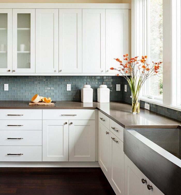 english home beyaz mutfak dolabı modelleri
