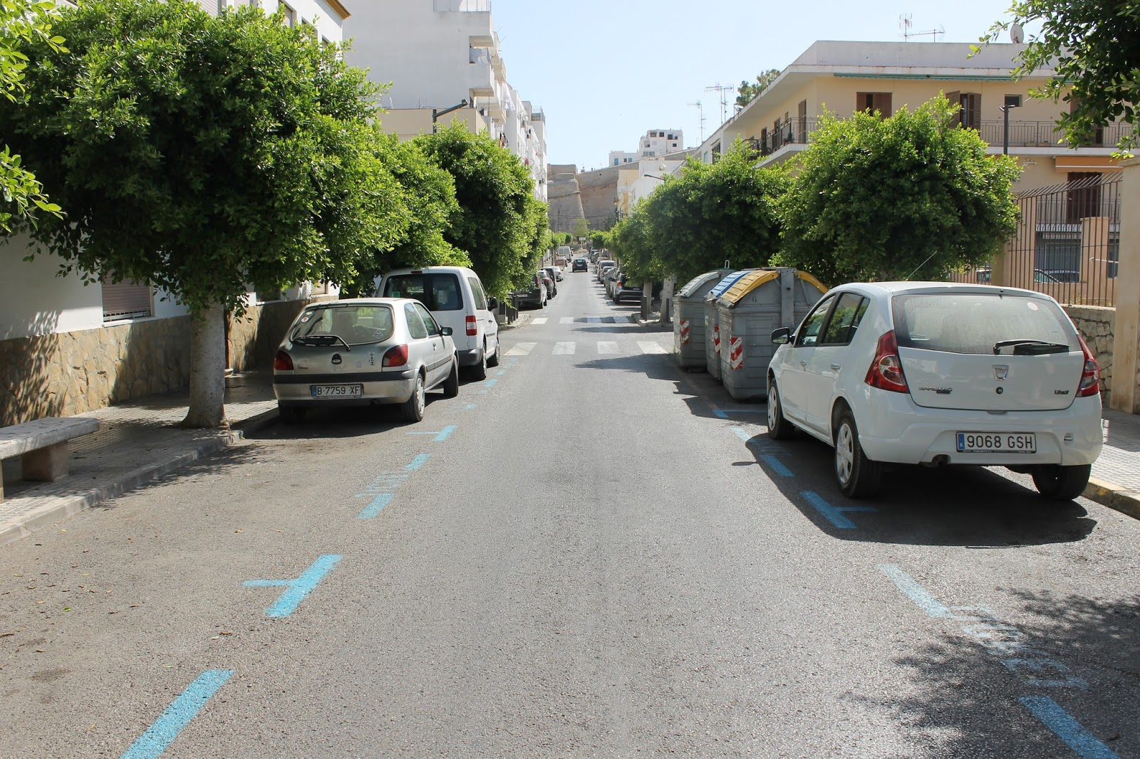 Vía Romana Ibiza