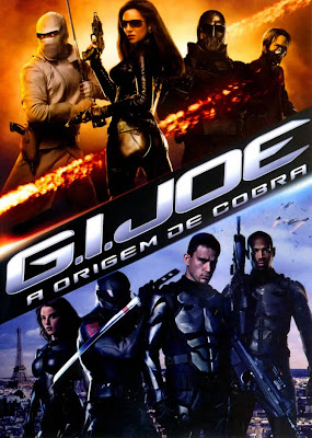 G.I. Joe: A Origem de Cobra - DVDRip Dublado