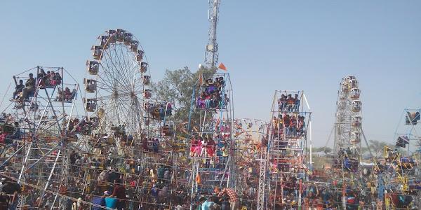 अंतिम दिन के भगौरिया मे दिखे संस्कृति के विभिन्न रंग
