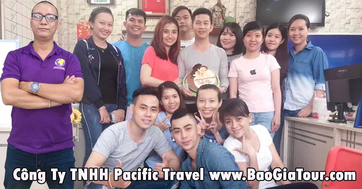 Không nên đăng ký tour với công ty TNHH Pacific Travel