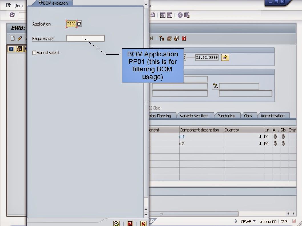青蛙SAP分享 Learning & Examination: Engineering Workbench