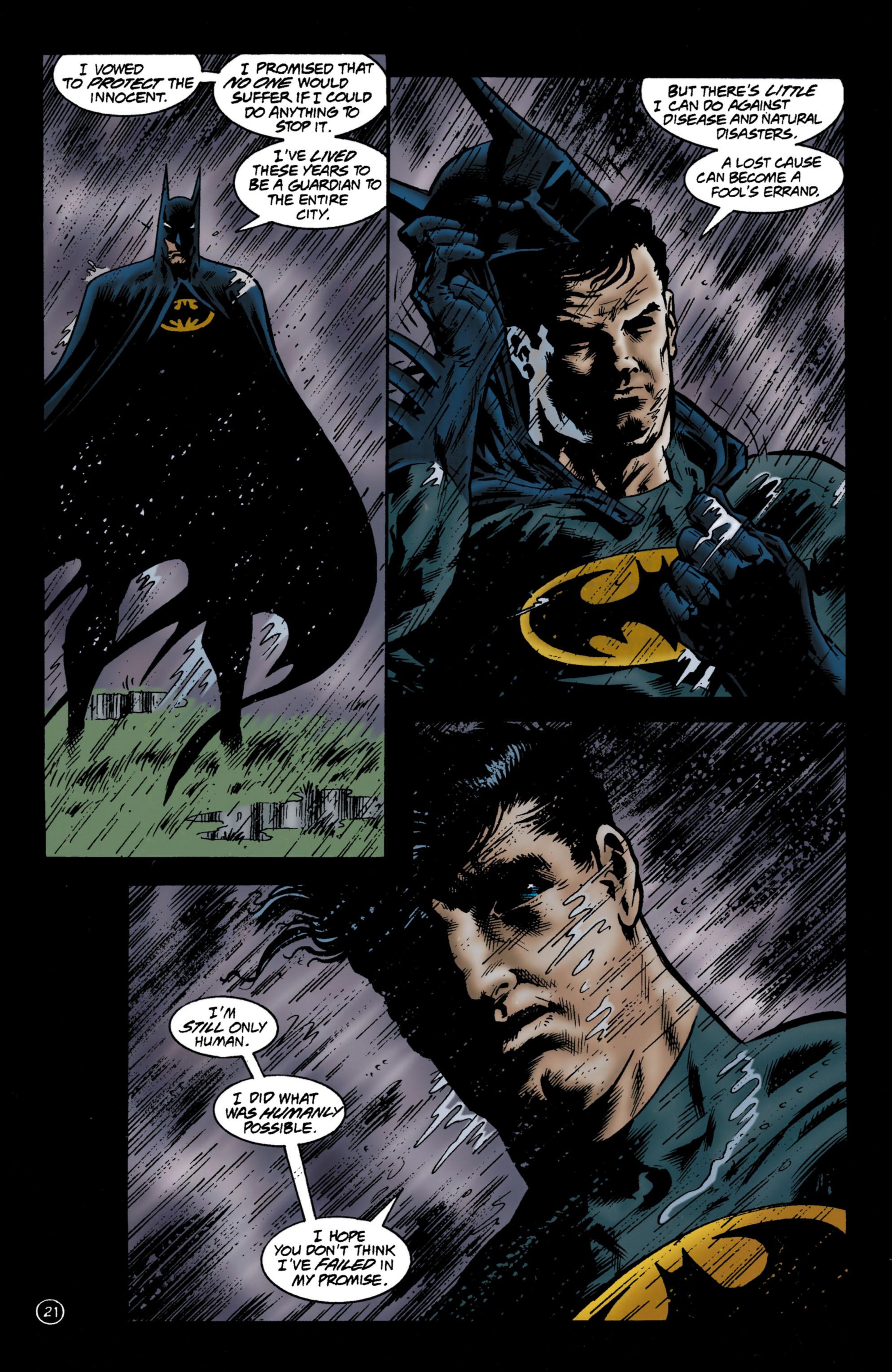 Detective Comics (1937) 724 Page 21