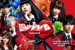 Kakegurui 2 Live Action (2019) Sub Indo : Episode 02