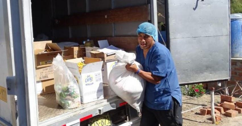 QALI WARMA: Programa social inicia distribución de 123 toneladas de alimentos para atender a más de 57 mil escolares de Ica - www.qaliwarma.gob.pe