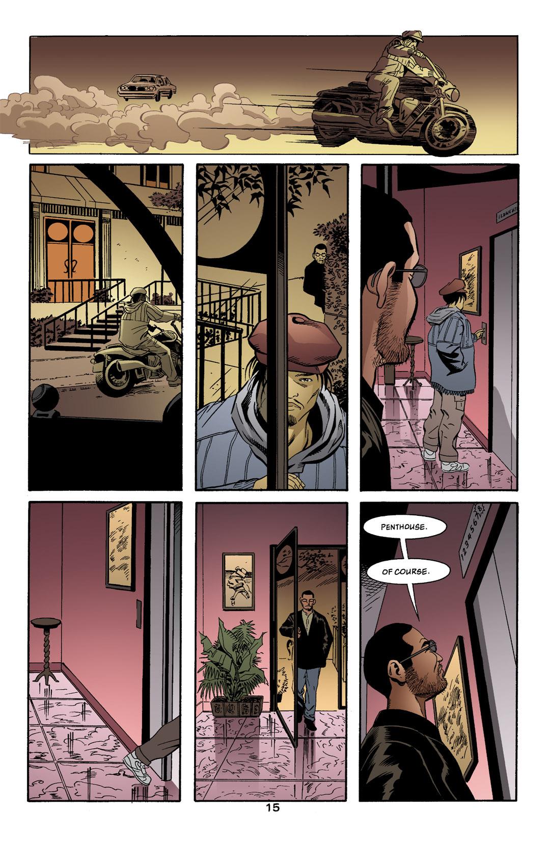 Detective Comics (1937) 769 Page 15