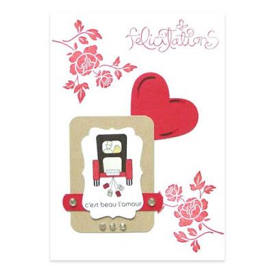 Texte félicitation pour une carte de mariage