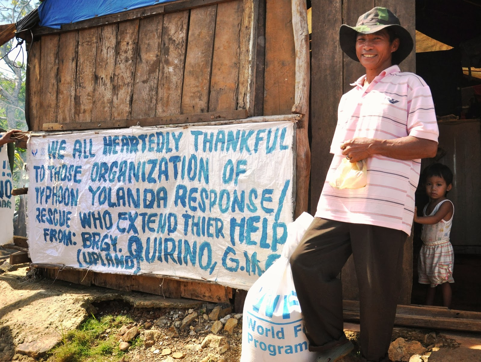 United Nations World Food Programme Wfp Boosts Recovery For Typhoon Yolanda Survivors Lionheartv