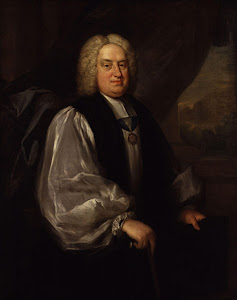 The Rt Rev Benjamin Hoadly (1676-1761)