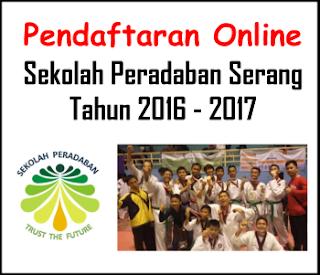 Pendaftaran Online PSB Tahun 2016-2017