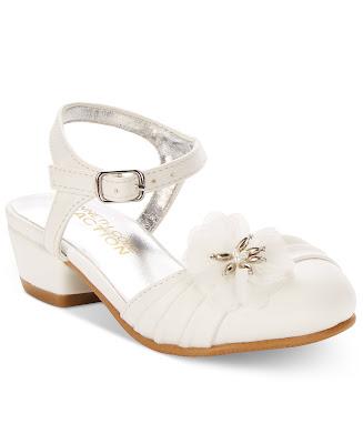zapatos de niña para comunion