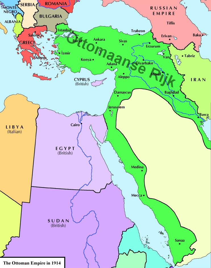 Extreem ArmenianTitanic: Streefden de Turken een puur Turks rijk na? #DO74