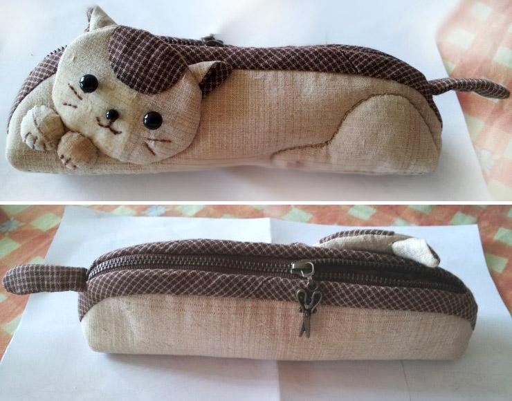 5.貓咪筆袋