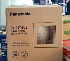 Exhaust Fan Panasonic FV-25TGU5 <p>Rp355.000</p>