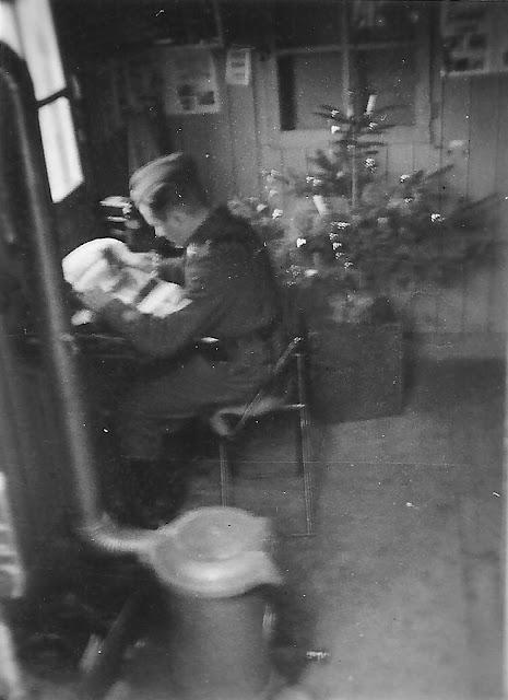 26 December 1940 worldwartwo.filminspector.com Wehrmacht soldier Boxing Day