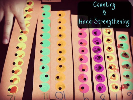 Counting & Hand Strengthening