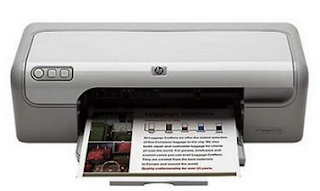 HP Deskjet D2330 image