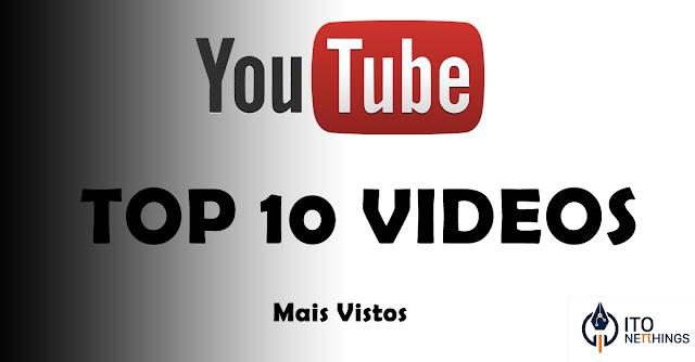 Vídeos mais Populares do YouTube em 2018