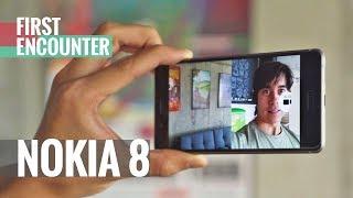 Nokia 8 camera