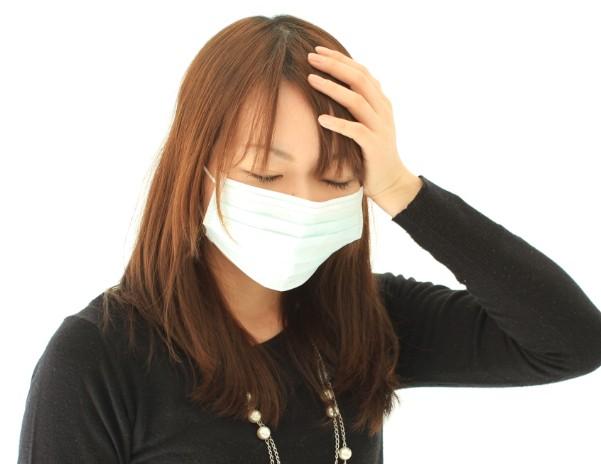 アレルギーが抜け毛増加の原因!?