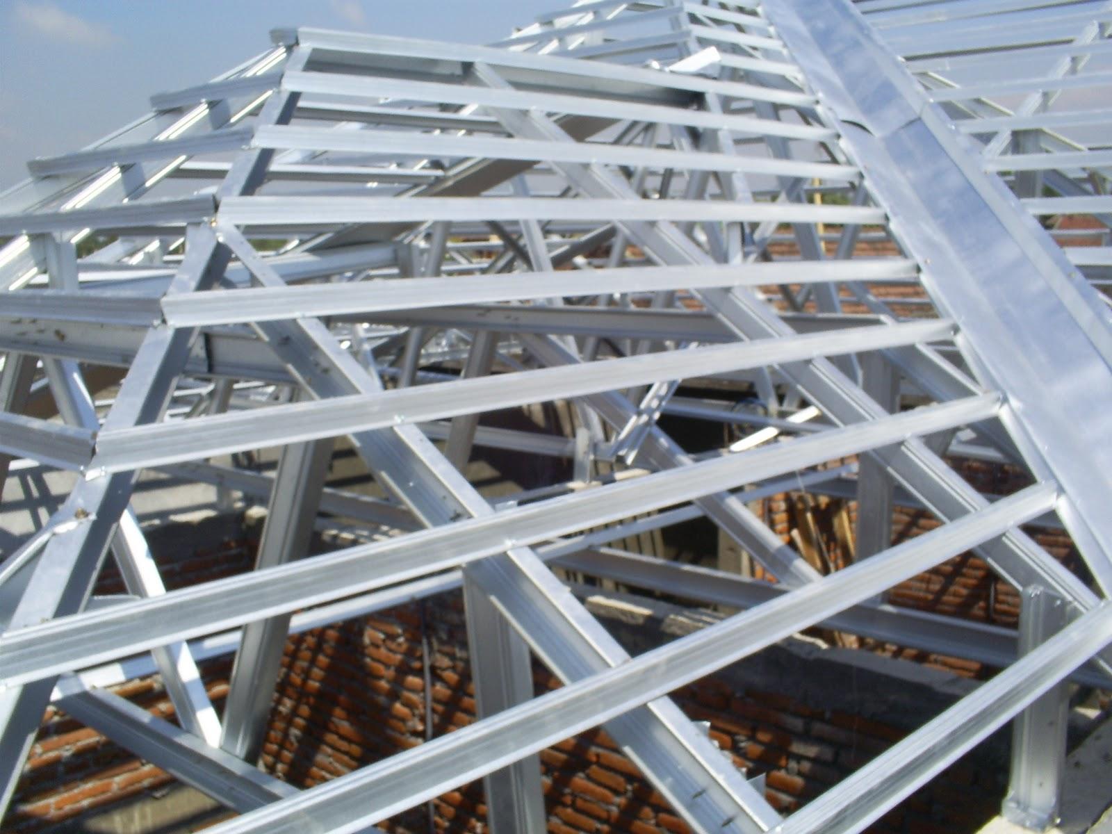 Baja Ringan G550 Karyakumoro Rangka Atap