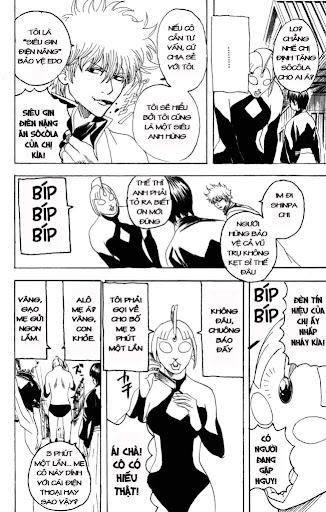 Gintama Chap 151 page 8 - Truyentranhaz.net
