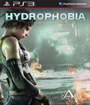 Kết quả hình ảnh cho Hydrophobia Prophecy cover ps3