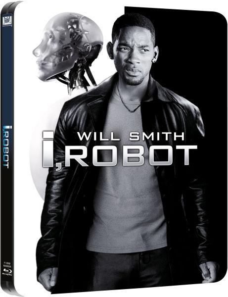 I, Robot (Yo, Robot) (2004) 1080p BluRay REMUX Open Matte 22GB mkv Dual Audio DTS-HD 5.1 ch