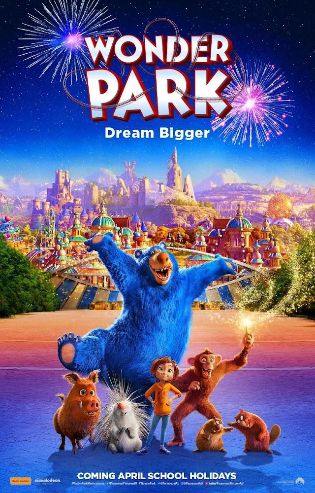 Wonder Park (2019) English 720p HQ DVDScr x264 900MB