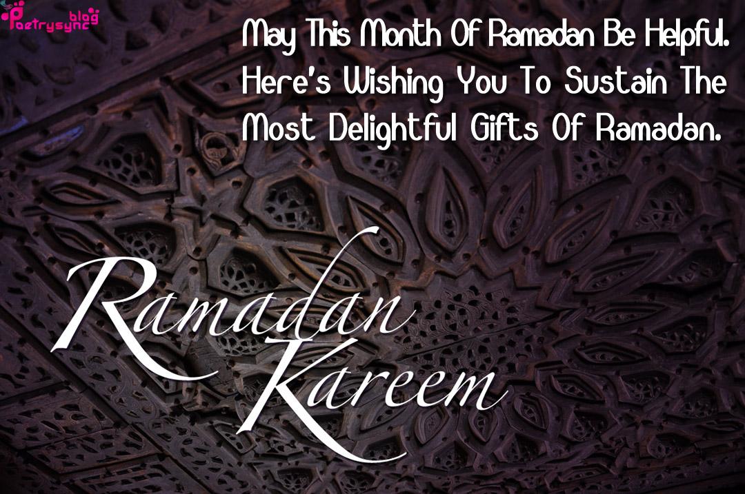 Beautiful Ramzan Kareem Wallpapers Collection With Quotes Best Ramadan Calligraphy English