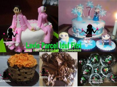 Terima Pesanan Kue Tart Parcel Hari raya Idul Fitri