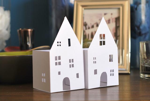 le grand bazaar photophores en papier tuto inside. Black Bedroom Furniture Sets. Home Design Ideas
