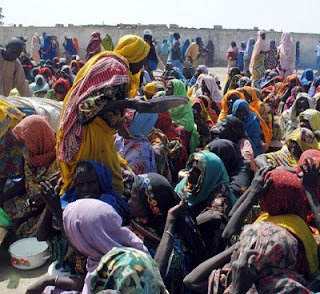 Bukar Raheem: IDPs' Plight as Terrorists' Latest Weapon