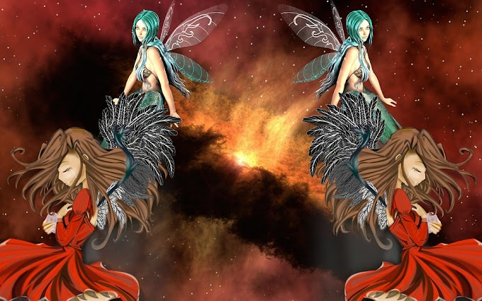 Las almas hermanas del Universo