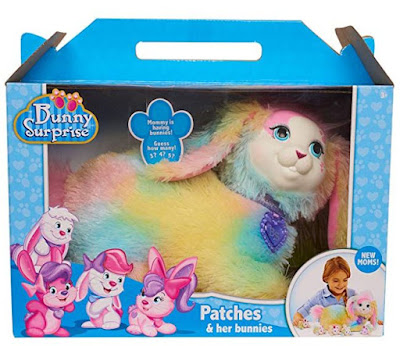 Беременная крольчиха Пэтчис с крольчатами