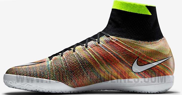 newest 0c0d8 a80f7 Kjøpe Billige Nike Mercurial X Proximo Innendørs Fotballsko Multicolor  Svart Volt   Billige Nike Superfly Fotballsko Shop