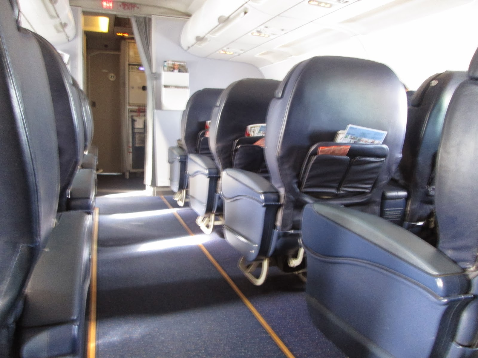Aeroflot A320 Business Cl Review Svo To Bud