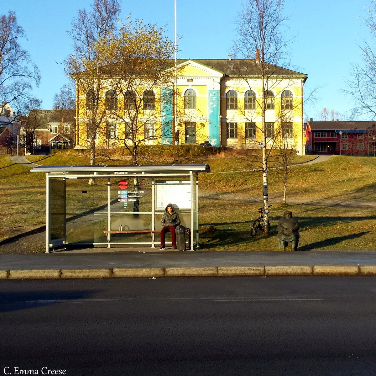 Friday figments and photos - the Tromso Edition