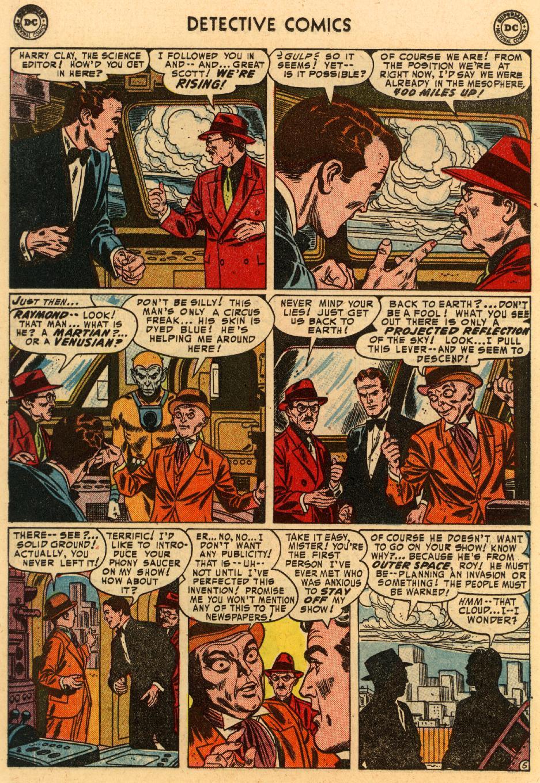 Read online Detective Comics (1937) comic -  Issue #207 - 18