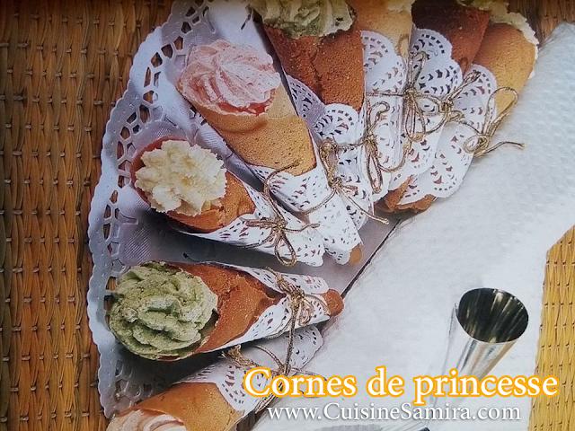 Cornes de princesse