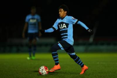 17yo Edwatds is impressing th first team squad