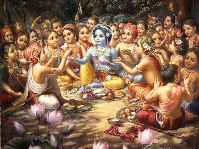 गुरुसत्संग : हर प्राणी को खिलाने वाला कोई और है हम सभी तो अपने अपने किरदार निभा रहे है - Har Praanee ko Khilaane Vaala koee Aur Hai Ham Sabhee to Apane Apane kiradaar Nibha Rahe : GuruSatsang