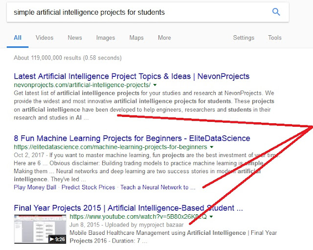 metadata and tags sample for on-page seo