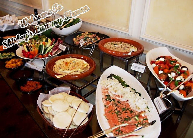 food network asia, neelys, four seasons, appetizer
