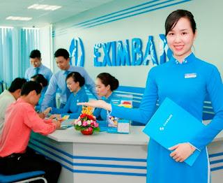 Tặng 50% giá trị giao dịch với thẻ Eximbank-Visa Platinum