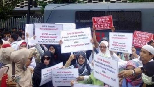 Terendus Inteljien Ada Sniper Mengincar, Aparat Nggak Bakal Berhadapan dengan Massa Aksi 22 Mei